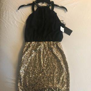 Halter Party Dress